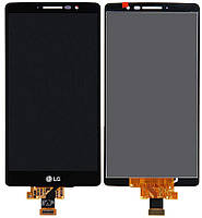 Матрица + тачскрин для LG G4 Stylus Dual (H540F, H542, H631, H635, LS770) черная