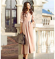 Нежно-розовое платье + 3 цвета