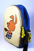 Детский рюкзак Винни Пух Пятачок