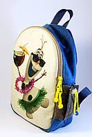 Детский рюкзак Снеговик Олаф
