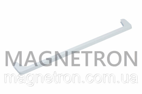 Обрамление переднее полки решетки для холодильников Indesit C00086379, фото 2