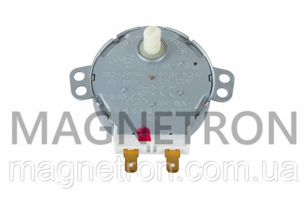 Двигатель поддона для микроволновой печи Bosch 606318, фото 2