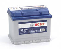 Аккумуляторы BOSCH 52Ah/470A S4