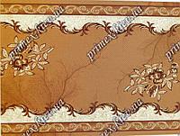 """Ковровая дорожка Кадиллак """"Романия"""", цвет бежево-коричневый"""