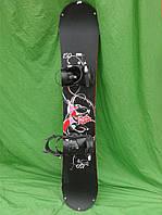 Сноуборд Rossignol accelerator m 150 см + кріплення