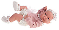 Кукла младенец 42 см Эмма Antonio Juan 5063