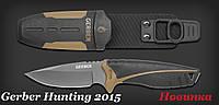 Нож с фиксированным клинком из титанового сплава - GERBER HUNTING MYTH  Fixed Blade 2015. 31-001092.