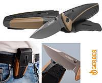 Нож складной Gerber Hunting MYTH FOLDER DP (31-001164).