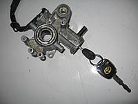 Замок зажигания б/у на Isuzu Midi + 2 ключа 1988-2000 года