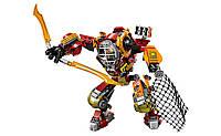 "Конструктор Ninja SY591 (аналог Lego Ninjago 70592) ""Робот Ронина"" 439 дет"