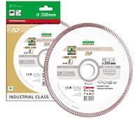 Круг алмазный Distar 1A1R Gres Ultra 200 мм отрезной алмазный диск по керамограниту и плитке, Дистар, Украина