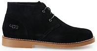 Мужские зимние ботинки угги UGG Australia Men's Leighton Dress Boot (УГГИ Австралия) черные