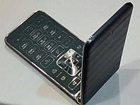 Мобильный телефон-раскладушка SAMSUNG G150 BLACK (русс.клав., руссифицирован)