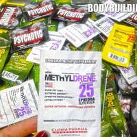Methyldrene Elite Cloma pharma, 2 капсулы (пробник)