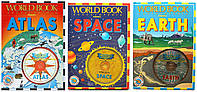 Комплект дитячих енциклопедій англійською мовою «World Book» , фото 1