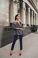 """Стильный молодежный костюм """" Блузка и брюки """" Dress Code"""