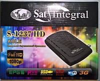 Спутниковый Ресивер Sat-Integral S-1237 HD ABLE