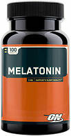 Витамины Optimum Nutrition melatonin 100 таб