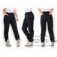 Женские теплые спортивные штаны, зимние, большие размеры