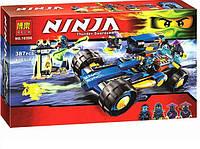 """Конструктор Bela Ninja 10396 (аналог Lego Ninjago70731) """"Шагоход Джея"""" - Нинзяго"""