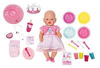 Интерактивная кукла Baby Born С Днем Рождения, Zapf Creation Оригинал!