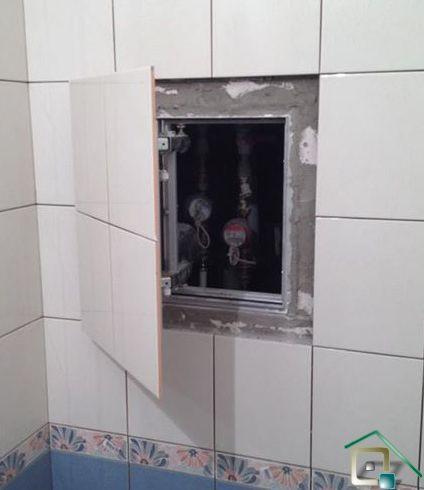 купить лючок для туалета нестандартный