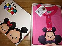 Пижама детская для девочки (реглан+штаны) Disney