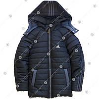 Зимняя куртка адидас для мальчиков купить в интернет магазине.Купить куртку зимнюю подростковую в Украине.