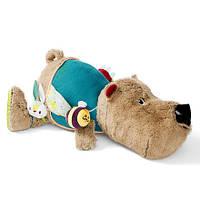 Lilliputiens - Большая развивающая игрушка медведь Цезарь
