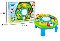 Столик игровой детский музыкальный 1082