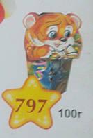 "Новогодняя упаковка 797 ""Тигрёнок"""