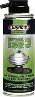 Очиститель датчика расхода воздуха автомобиля  WYNN'S  PETROL EGR 3 200мл для бензиновых двигателей