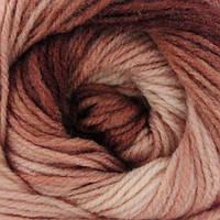 Пряжа зимняя для ручного вязания Vizell Рейнбов, 02
