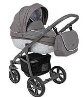 Детская универсальная коляска 2 в 1 Bass B2 Roan, mountain-grey