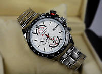 Кварцевые мужские часы Curren с хронометром