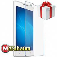 Смартфон Lenovo A2010 Dual Sim White+защитное стекло в подарок
