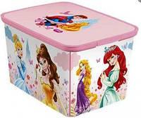 Декоративная коробка Curver Amsterdam Принцесса