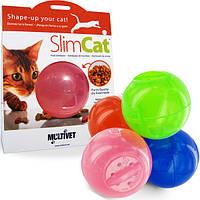 Premier СЛИМ КЭТ (Slimcat) универсальный шар-кормушка для котов