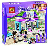 Детский Конструктор Bela Friends 10156 Салон красоты, 224 детали