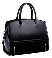 Женская стильная сумка из натуральной кожи на металлических ножках