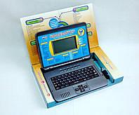 Детский Ноутбук 7072. рус/англ, USB, мышка, наушники