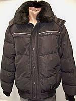 Зимняя мужская короткая куртка
