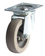 Колеса с поворотным кронштейном и площадкой (78 серия)