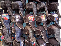 Детские шапки ушанки Головные уборы детские