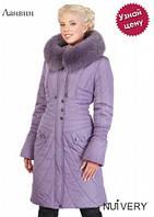 Пальто с плащевки Ланвин Nui very