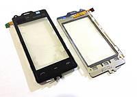 Сенсор тачскрин Nokia 5530 в рамке, Оригинал