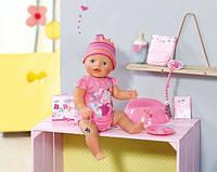 Пупс Baby Born Zapf Creation Очаровательная малышка 822005