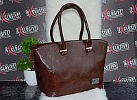 Шикарная женская сумочка для строгой леди.