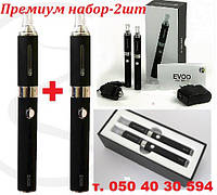 "Электронные сигареты Evod - 2 шт. Премиум набор с аксессуарами -""Evod Bcc Starter Kit""."