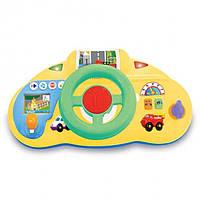Игровая панель Kiddieland 049783 Автошкола со световыми и звуковыми эффектами